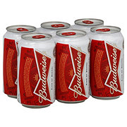 Budweiser Beer 12 oz Cans