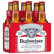Budweiser Beer 12 oz Longneck Bottles