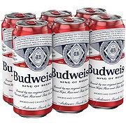 Budweiser Beer 16 oz Cans