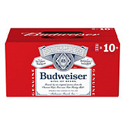 Budweiser Beer 16 oz Cans