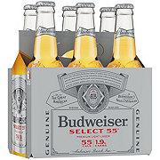 Budweiser Bud Select 55 Beer 12 oz Bottles