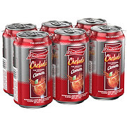 Budweiser Chelada Clamato with Salt and Lime Beer 12 oz Cans