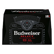 Budweiser Select Beer 12 oz Bottles