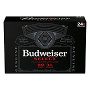 Budweiser Select Beer 12 oz Cans