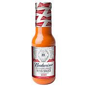 Budweiser Wing Sauce Hot