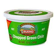 Bueno Chopped Hot Green Chile