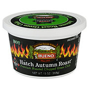 Bueno Hatch Autumn Roast Hot Green Chile