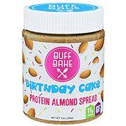Buff Bake Protein Almond Spread Birthday Cake