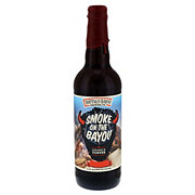 Buffalo Bayou Brewing Smoke on the Bayou Caramel & Bayou Beer Bottle