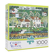 Buffalo Games Assorted Charles Wysocki 1000 Piece Puzzles