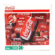 Buffalo Games Coca Cola Puzzle 1000 PC