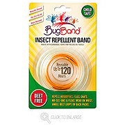 Bugband Insect Repellent Wristband Orange