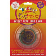 BugBand Insect Repelling Wristband Green