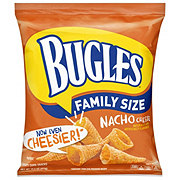 Bugles Nacho Cheese Value Size