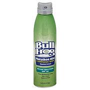BullFrog Marathon Mist Broad Spectrum Sunscreen Spray SPF 50