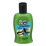 BullFrog Water Sports Lotion SPF 50