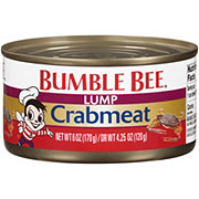 Bumble Bee Fancy Lump Crab Meat