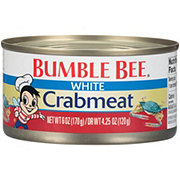 Bumble Bee Fancy White Crab meat
