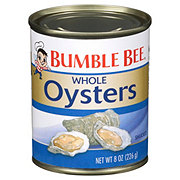 Bumble Bee Fancy Whole Oysters