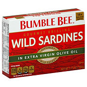 Bumble Bee Gourmet Brisling Wild Sardines in Extra Virgin Olive Oil