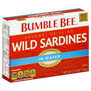Bumble Bee Gourmet Brisling Wild Sardines in Water