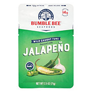 Bumble Bee Jalapeno Seasoned Tuna Pouch