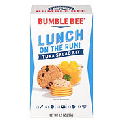 Bumble Bee Lunch On The Run Complete Tuna Salad Lunch Kit
