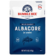 Bumble Bee Premium Albacore Tuna in Water Pouch