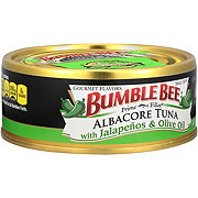 Bumble Bee Prime Filet Albacore Tuna with Jalapenos & Olive Oil