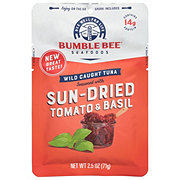 Bumble Bee Sundried Tomato & Basil Seasoned Tuna Pouch