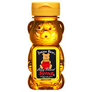 Burleson's Junior Bear Honey Flavored Syrup