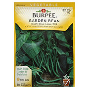 Burpee Garden Bean Seeds, Bush Blue Lake