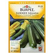 Burpee Summer Squash Seeds, Burpee's Fordhook Zucchini