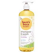 Burt's Bees Baby Bee Shampoo & Wash Calming