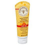 Burt's Bees Baby SPF30 Sunscreen
