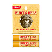 Burt's Bees Beeswax Lip Balm with Vitamin E and Peppermint