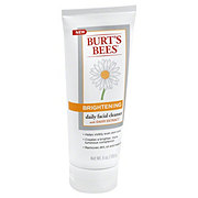 Burt's Bees Brightening Daily Facial Cleanser With Daisy Extract