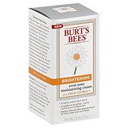 Burt's Bees Brightening Even Tone Moisturizing Cream With Daisy Extract