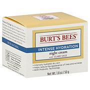 Burt's Bees Intense HydrationNight Cream With Clary Sage