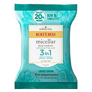 Burt's Bees Micellar Water 3 in 1 Towelettes