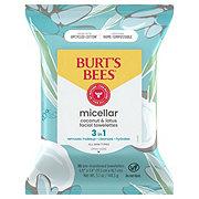 Burt's Bees Micellar Water Toweletts
