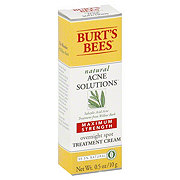 Burt's Bees Natural Acne Solutions Maximum Strength Overnight Spot Treatment Cream