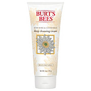 Burt's Bees Natural Face Essentials Soap Bark And Chamomile Deep Cleansing Cream