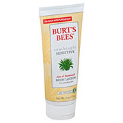 Burt's Bees Soothingly Sensitive Aloe And Buttermilk Body Lotion