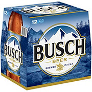 Busch Beer 12 oz Bottles