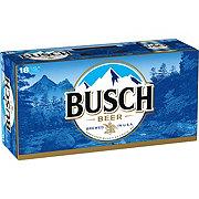 Busch Beer 12 oz Cans