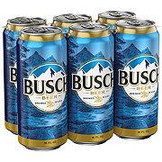 Busch Beer 16 oz Cans
