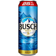 Busch Beer Can