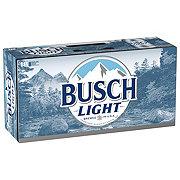 Busch Light Beer 12 oz Cans