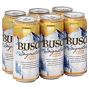Busch Signature Copper Lager 6 PK Cans